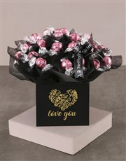 Love You Strawberry Lindt Bouquet
