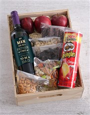 Special Dad Fruit Basket