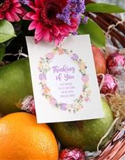 Thinking of You Fruit Basket