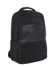 """The 16"""" Laptop Backpack in Black or Navy is part o"""
