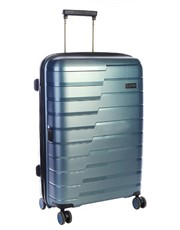 Smooth travel is assured with this stylish Microli
