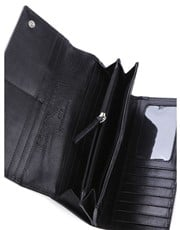 The multi card purse makes carrying much needed ca
