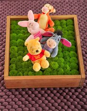 A box full of fun; Winnie the Pooh and friends com