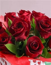 The perfect expression of your love! Send this Red