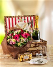 Spoil your loved one and take them on a romantic d