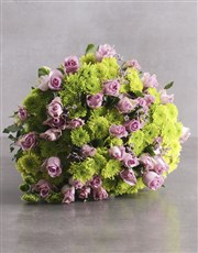 Light Purple Perfection Bouquet