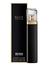 Confident and sophisticated, Boss Nuit Pour Femme