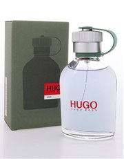 This fragrance by HUGO starts with light top notes