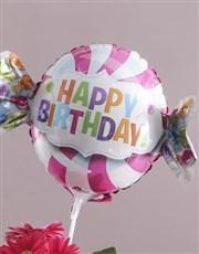 Luxuriant Birthday Gerbera