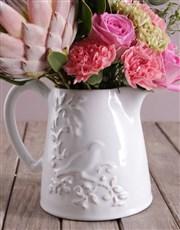 Rose Protea Blossoms