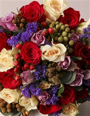 Colourful Country Bouquet