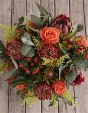 Elegant Colour Blooms