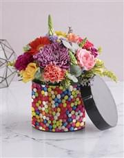 Colour Burst Blossoms