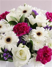 Always On My Mind Floral Box