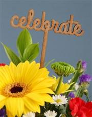 Celebration Floral Mug