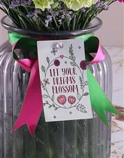 Blooming Carnation Arrangement