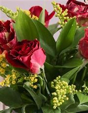 Enchanting Rose Blossoms