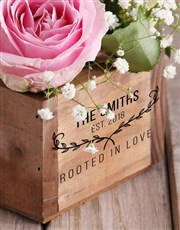 Mixed Roses Rooted In Love