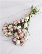 Luscious Mixed Rose Blooms
