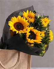 Packed With Love Sunflower Gift Hamper