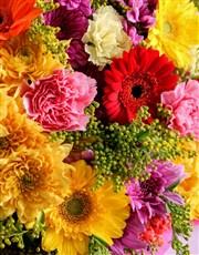 World Of Colour Flower Bouquet
