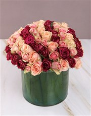 Blushing Roses with JC Le Roux