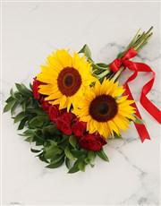 Sunrise Sunflower Bouquet