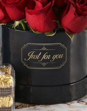 Just For You Red Roses