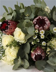 Charming Mixed Protea Bouquet