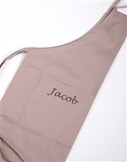 Gents Apron <i><b>Add that extra special touch by