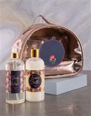 Personalised Protea Perfection Vanity Hamper