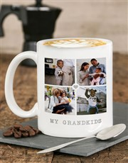 Personalised My Grandkids Mug