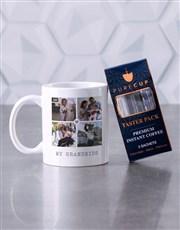 Personalised My Grandkids Mug