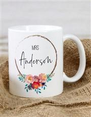 Personalised Goal Today Mug