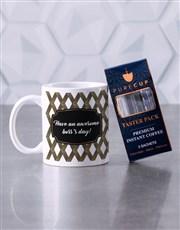 Personalised Awesome Day Mug