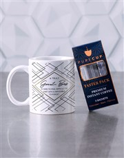Personalised Great Boss Mug