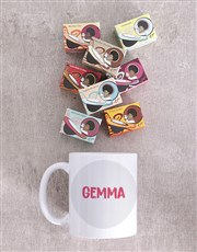 Personalised Empire Mug