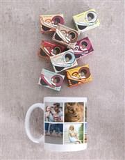 Personalised Photo Carousel Mug