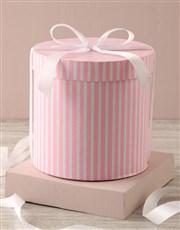 Personalised Flamingo Baby Gift Hamper