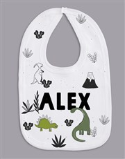 Personalised Dino Gift Set