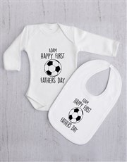 Personalised First Fathers Day Gift Set