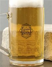 Personalised Grandfather Beer Mug