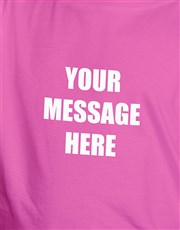 Personalised Kids Pink T Shirt