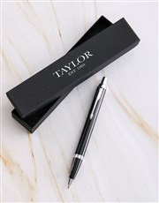 Personalised Parker Pen Classic Gift Box