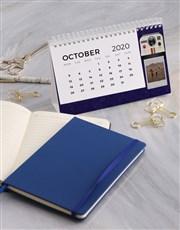 Personalised Polaroid Desk Calendar
