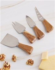 Personalised Family Cheese Knives