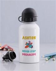 Personalised Keep Dreaming Bottle