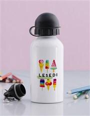 Personalised Ice Cream Bottle