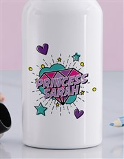 Personalised Princess Bottle