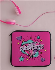 Personalised Princess Tablet Cover